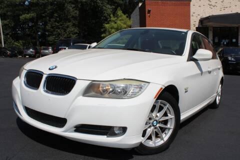 2009 BMW 3 Series for sale at Atlanta Unique Auto Sales in Norcross GA