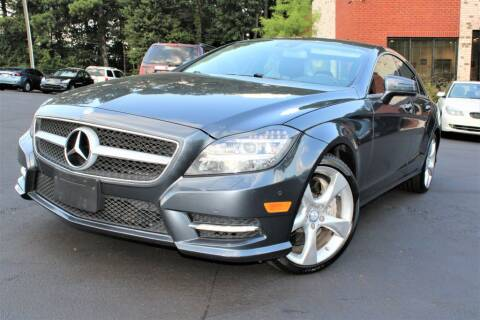 2014 Mercedes-Benz CLS for sale at Atlanta Unique Auto Sales in Norcross GA