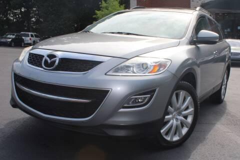 2010 Mazda CX-9 for sale at Atlanta Unique Auto Sales in Norcross GA