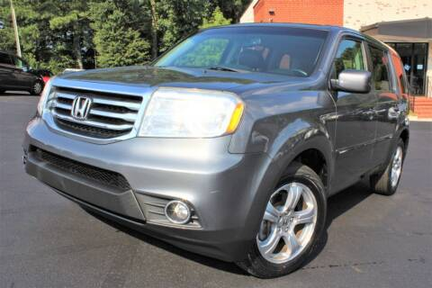 2012 Honda Pilot for sale at Atlanta Unique Auto Sales in Norcross GA
