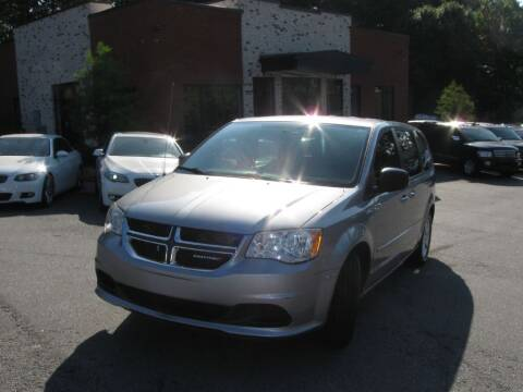 2013 Dodge Grand Caravan for sale at Atlanta Unique Auto Sales in Norcross GA