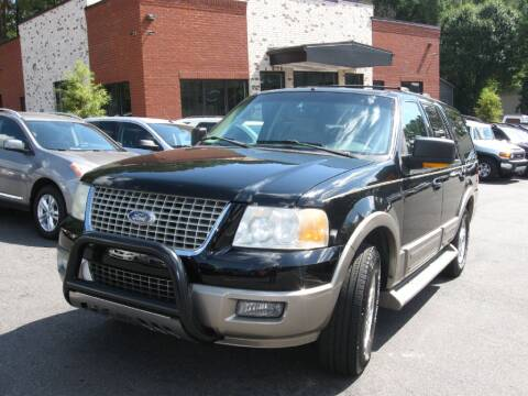 2004 Ford Expedition for sale at Atlanta Unique Auto Sales in Norcross GA