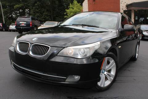 2010 BMW 5 Series for sale at Atlanta Unique Auto Sales in Norcross GA