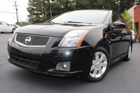 2011 Nissan Sentra for sale at Atlanta Unique Auto Sales in Norcross GA
