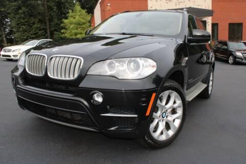 2013 BMW X5 for sale at Atlanta Unique Auto Sales in Norcross GA