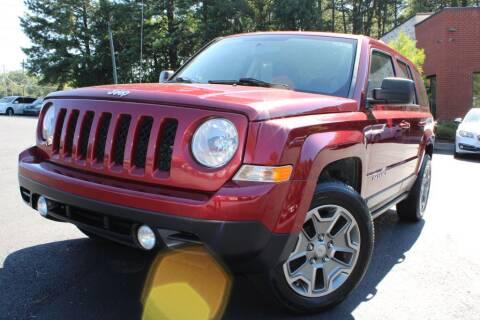 2012 Jeep Patriot for sale at Atlanta Unique Auto Sales in Norcross GA