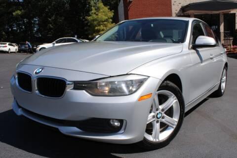 2015 BMW 3 Series for sale at Atlanta Unique Auto Sales in Norcross GA
