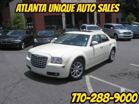 2007 Chrysler 300 for sale at Atlanta Unique Auto Sales in Norcross GA