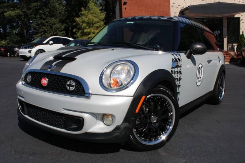 2011 MINI Cooper Clubman for sale at Atlanta Unique Auto Sales in Norcross GA