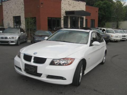 2007 BMW 3 Series for sale at Atlanta Unique Auto Sales in Norcross GA