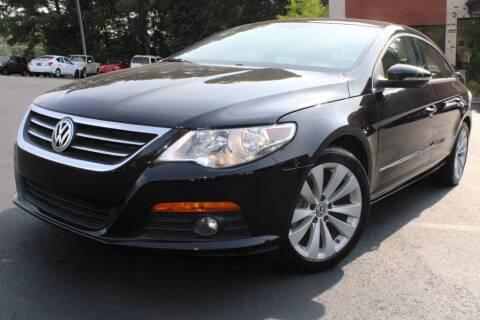 2010 Volkswagen CC for sale at Atlanta Unique Auto Sales in Norcross GA