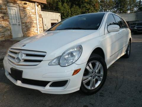 2006 Mercedes-Benz R-Class for sale at Atlanta Unique Auto Sales in Norcross GA
