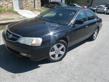 2002 Acura TL for sale in Norcross, GA
