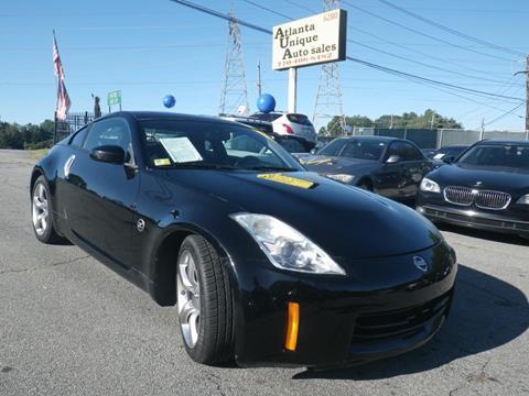 2007 Nissan 350Z for sale in Norcross, GA