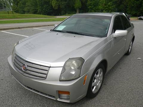 2006 Cadillac CTS for sale in Norcross, GA