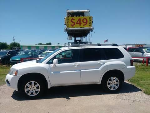 2011 Mitsubishi Endeavor for sale in Dallas, TX