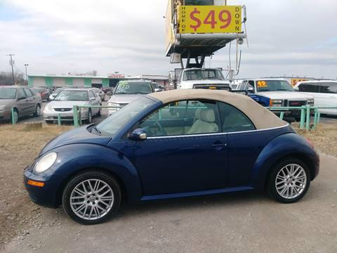 2006 Volkswagen Beetle Convertible for sale in Dallas, TX