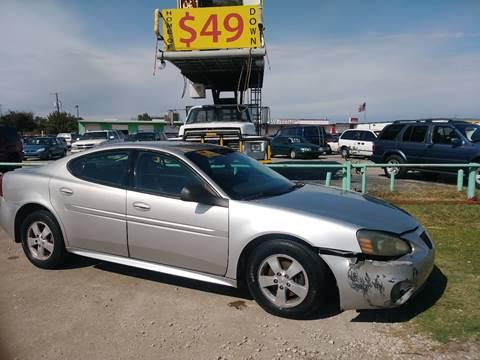 2008 Pontiac Grand Prix for sale in Dallas, TX