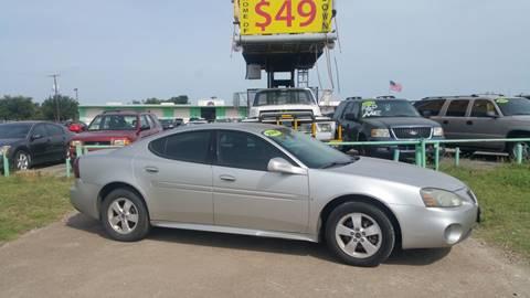 2006 Pontiac Grand Prix for sale in Dallas, TX