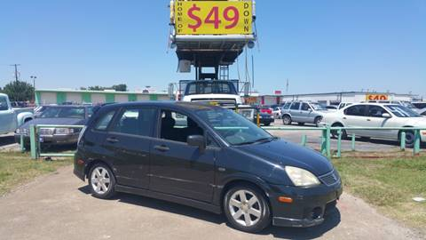 2006 Suzuki Aerio for sale in Dallas, TX