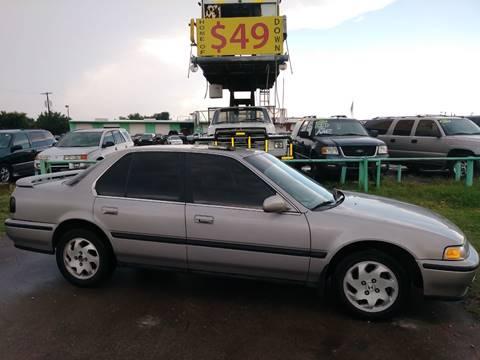 1990 Honda Accord for sale in Dallas, TX