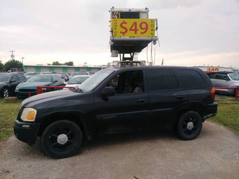 2003 GMC Envoy for sale in Dallas, TX