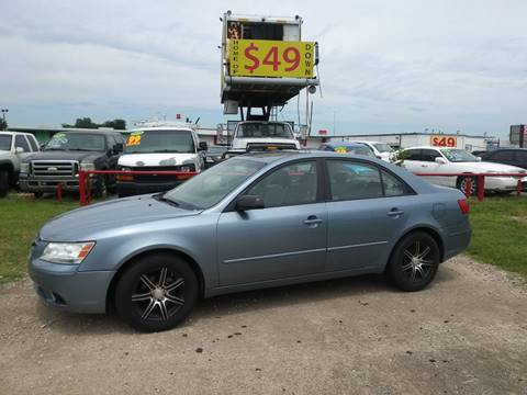 Hyundai Sonata For Sale In Dallas Tx Usa Auto Sales