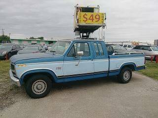 1984 Ford F-150 for sale in Dallas, TX