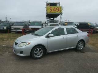 2009 Toyota Corolla For Sale >> 2009 Toyota Corolla For Sale In Dallas Tx