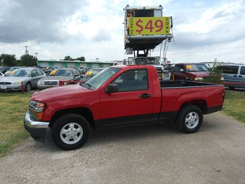 2005 GMC Canyon for sale in Dallas, TX