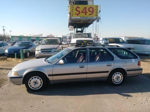1993 Honda Accord for sale in Dallas, TX