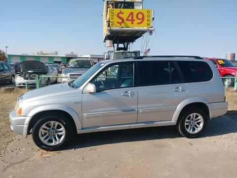 2004 Suzuki Grand Vitara XL-7 for sale in Dallas, TX