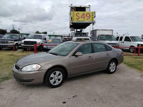 2007 Chevrolet Impala for sale in Dallas, TX