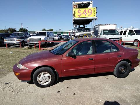1997 Chevrolet Cavalier for sale in Dallas, TX