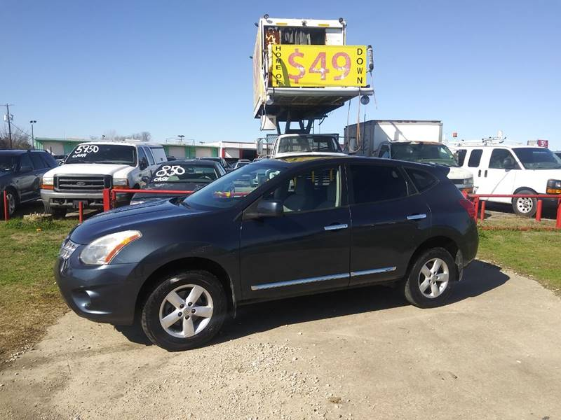 2013 Nissan Rogue for sale at USA Auto Sales in Dallas TX