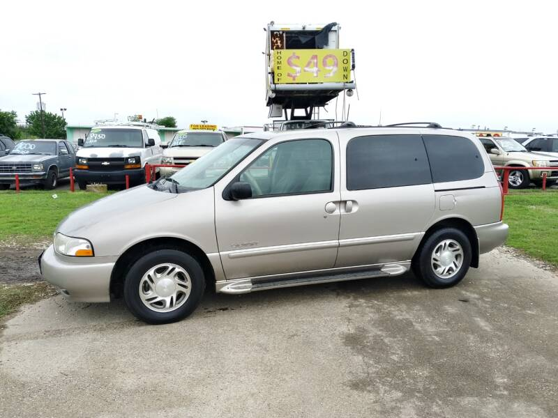 2000 Nissan Quest for sale at USA Auto Sales in Dallas TX