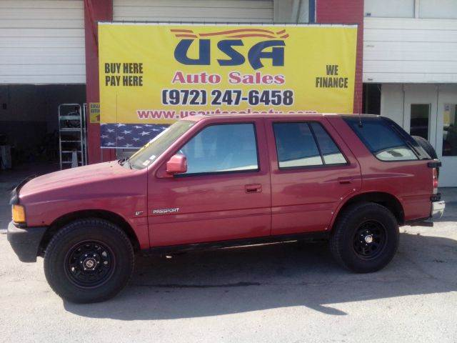 1994 Honda Passport In Dallas TX  USA Auto Sales