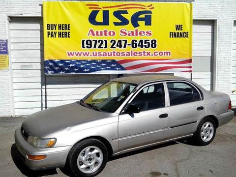 1995 Toyota Corolla for sale in Dallas, TX