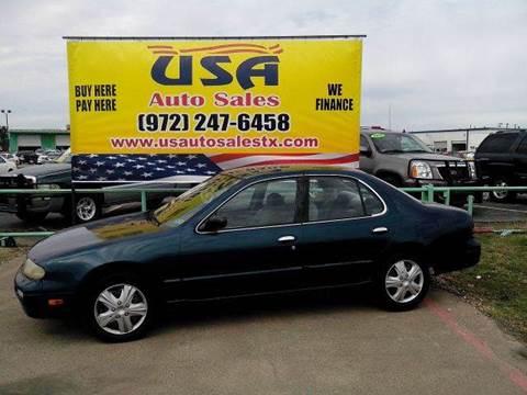 1996 Nissan Altima for sale in Dallas, TX