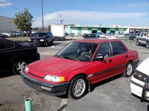 1991 Honda Civic for sale in Dallas, TX