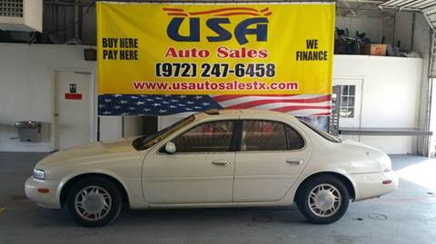 1997 Infiniti J30 for sale in Dallas, TX