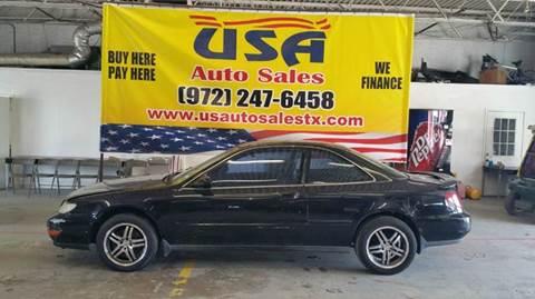 1997 Acura CL for sale in Dallas, TX