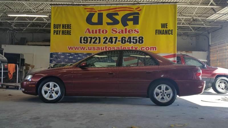 1999 Cadillac Catera In Dallas Tx Usa Auto Sales