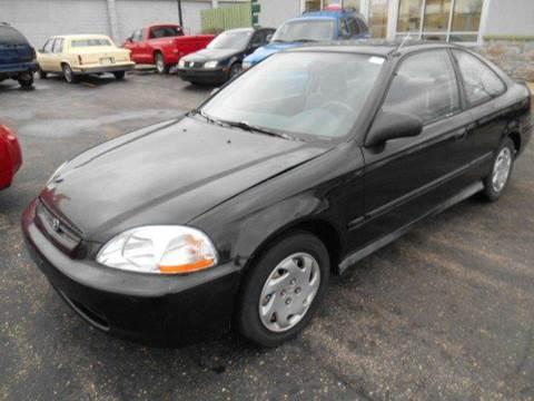 1997 Honda Civic for sale in Park City, IL