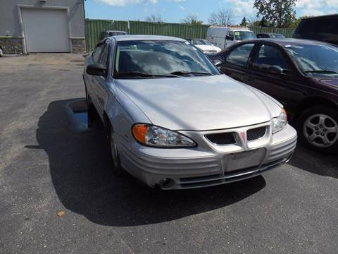 1999 Pontiac Grand Am for sale in Park City, IL