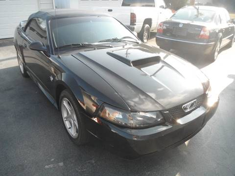 1999 Ford Mustang for sale in Maryville, TN