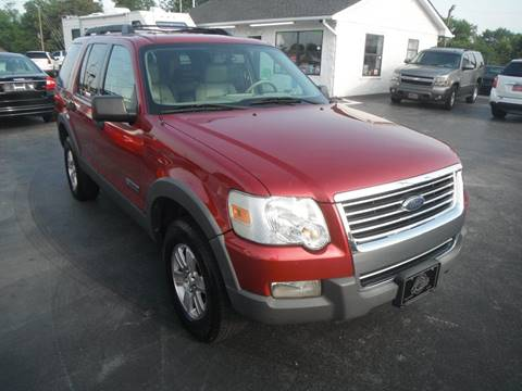 2006 Ford Explorer for sale in Maryville, TN