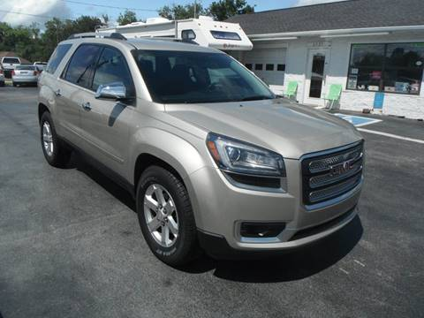 2014 GMC Acadia for sale in Maryville, TN