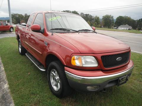 2002 Ford F-150 for sale in Maryville, TN