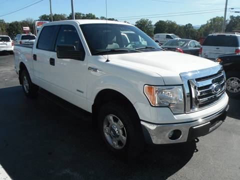 2012 Ford F-150 for sale in Maryville, TN